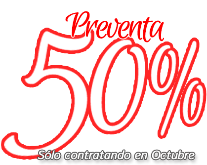 Preventa al 50% - Miriam Villegas
